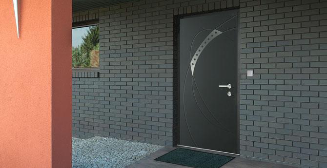 portes blindées pavillonnaires